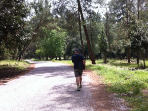 Lycian Way to Phaselis