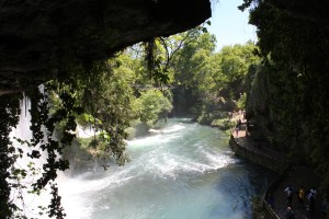 Upper Duden Waterfalls, Antalya