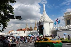 Grand Palace and Wat Phra Kaeo