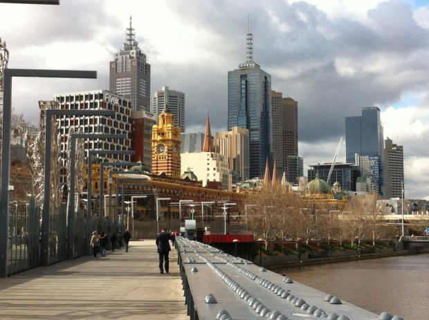 Great cities to visit: Melbourne seen from the Yarra River