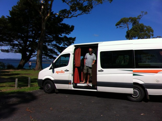 A trip idea for you: campervan travel in Australia
