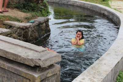 Cooling water, Bali day trip by car