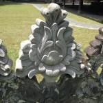 Decorated walls, Bali