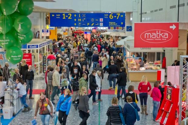 Messukeskus Matka Travel Fair