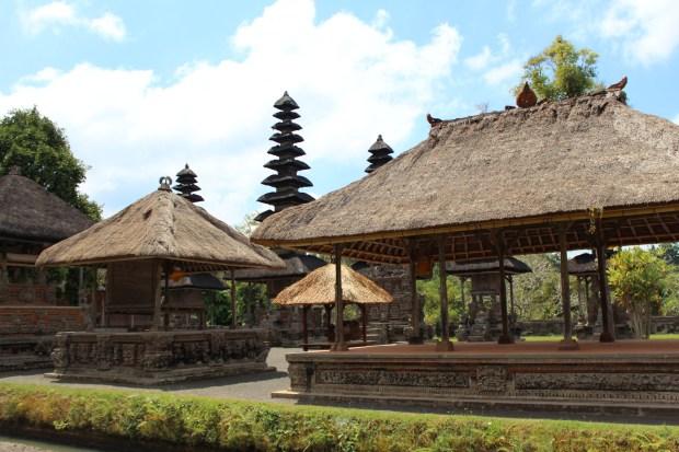 Pura Taman Ayun temple, Bali day trip by car