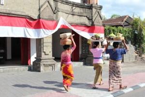 Women in Sanur, Bali