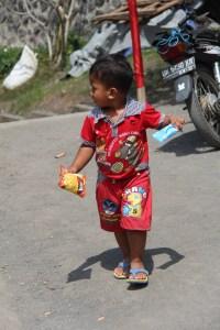 Bali child