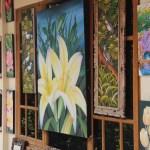 Balinese artwork in Batuan