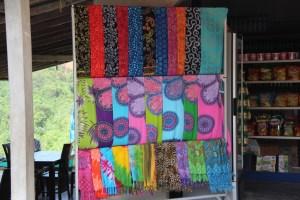 Balinese textiles