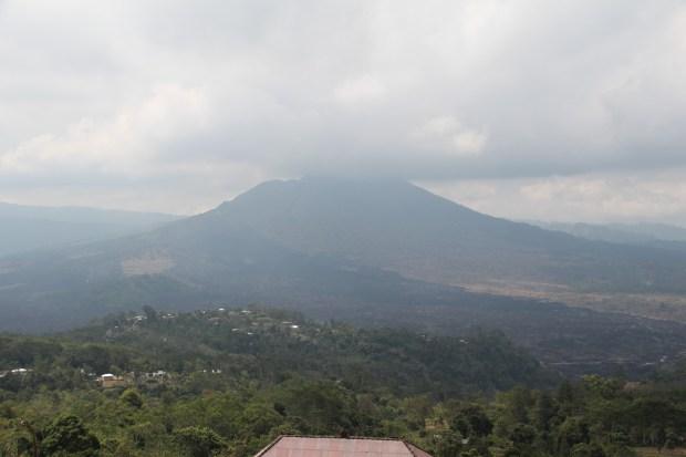 Mt. Batur, Central Bali day trip