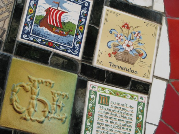 Lapa Steps international tiles
