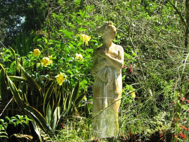 Parque National da Tijuca statue