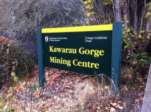 Kawarau Gorge Mining Centre