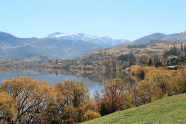 Lake Hayes, Queenstown day trips by car