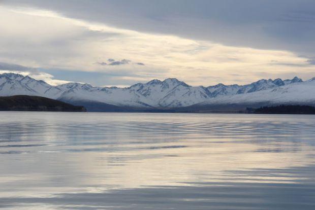 Lake Tekapo, Mount Cook to Christchurch