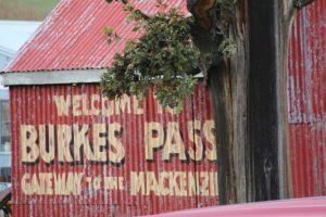 Mount Cook to Christchurch Burkes Pass