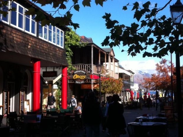 Queenstown restaurants
