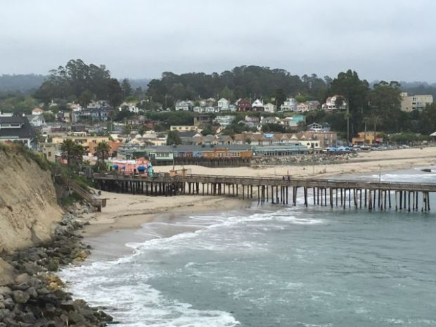 Capitola San Francisco to Monterey