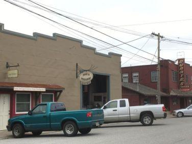 Pescadero Main Street
