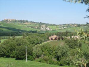 Agriturismo Casalpiano and Pienza