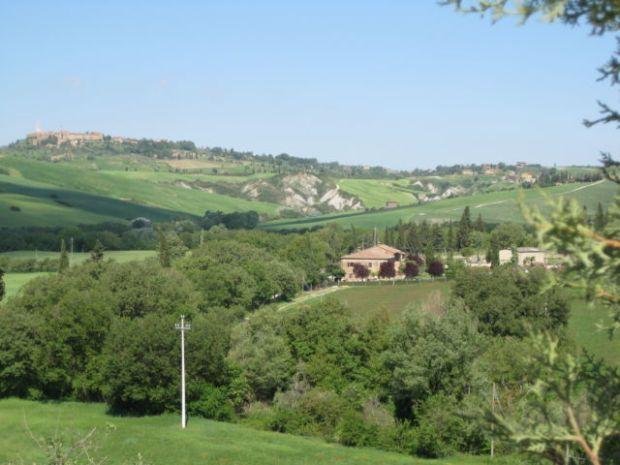 Agriturismo Casalpiano in Pienza