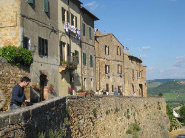 Agriturismo holiday in Tuscany Capitoni Pienza