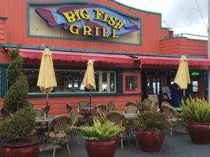 Fisherman's Wharf restaurant