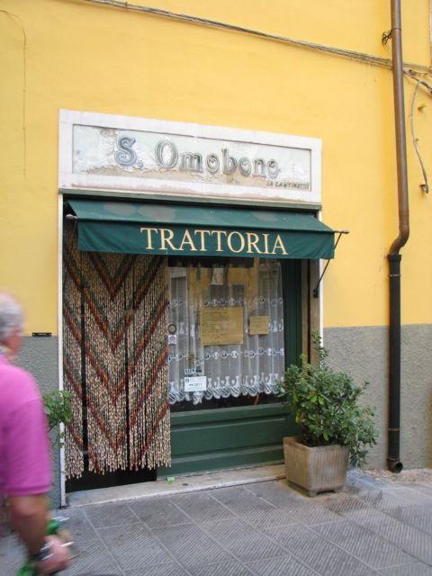 Tuscany Scenic Drive, a Trattoria