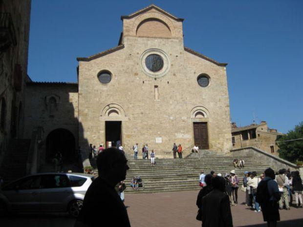 Tuscany Scenic Drive, San Gimignano Duomo