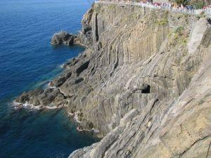 Via dell'Amore coast view
