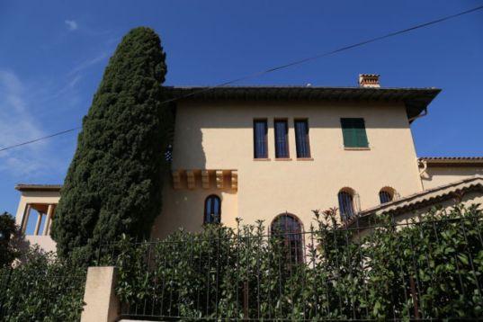 A Cap-Ferrat Villa