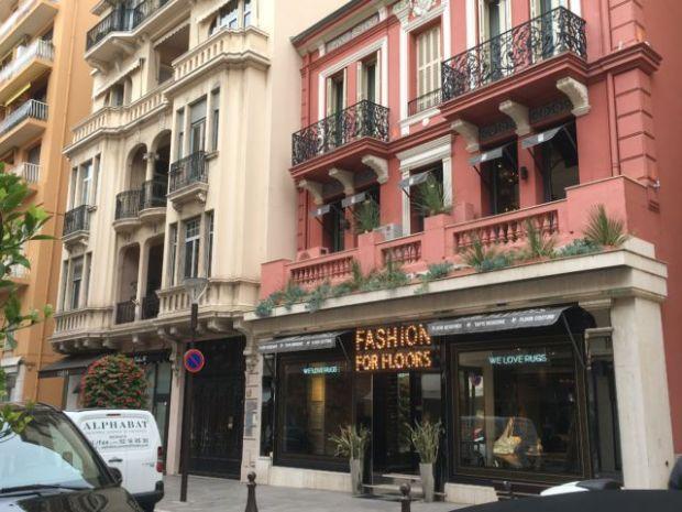 Boulevard des Moulins Monaco