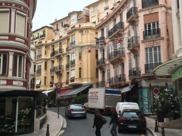 Boulevard des Moulins, Monte Carlo