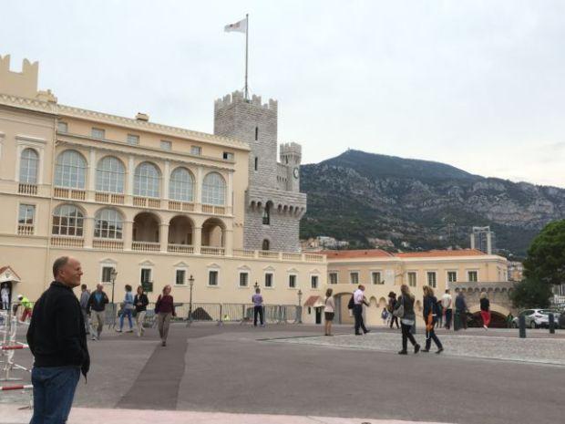 Monaco Palais Princier