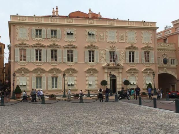Monaco Place du Palace