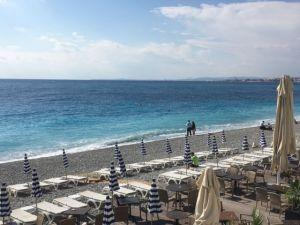 Nice beach view