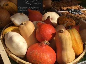Nice Old Town vegetable market
