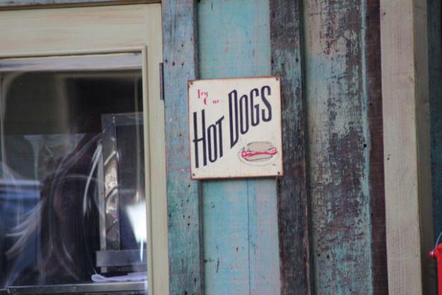Los Olivos California Hot dogs