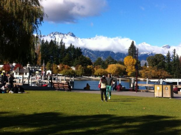 Queenstown lake activities center