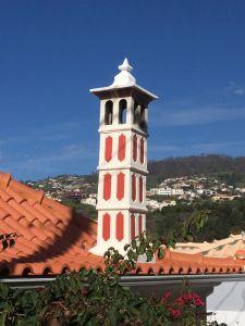 Calheta chimney, Western Madeira