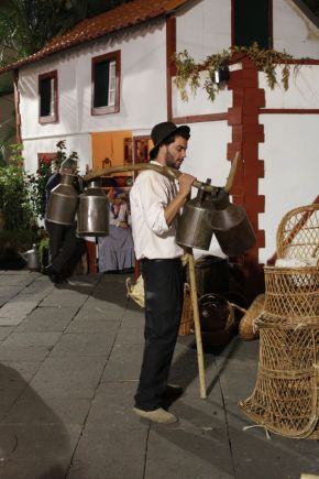 Local traditions, Madeira