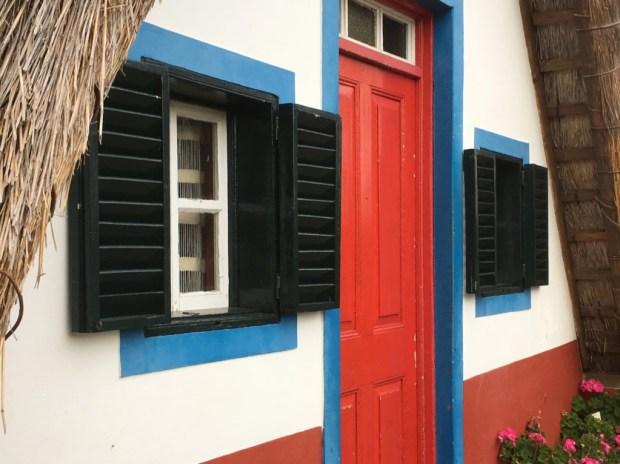 Santana house, Madeira