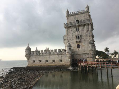 Torre de Belem, Lisbon to Belem