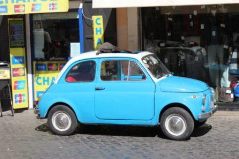 A Rome Fiat