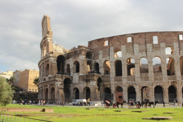 The Top 10 sights in Rome: Colosseum