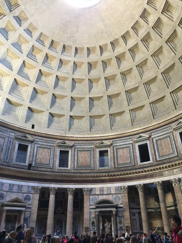 Top 10 Sights in Rome: the Pantheon