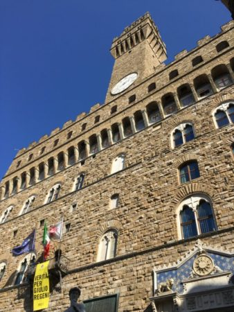 Palazzo Vecchio Florence in one day