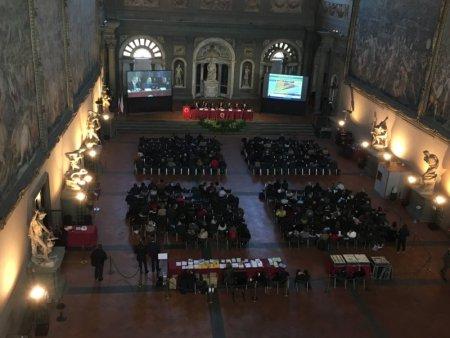 Palazzo Vecchio Salone dei Cinquecento