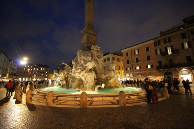 Rome's Centro Storico, Piazza Navona