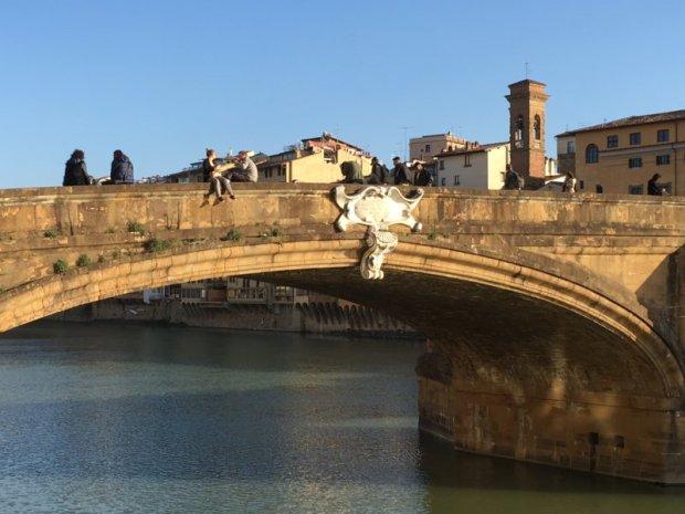 Ponte Santa Trinita, Florence in one day